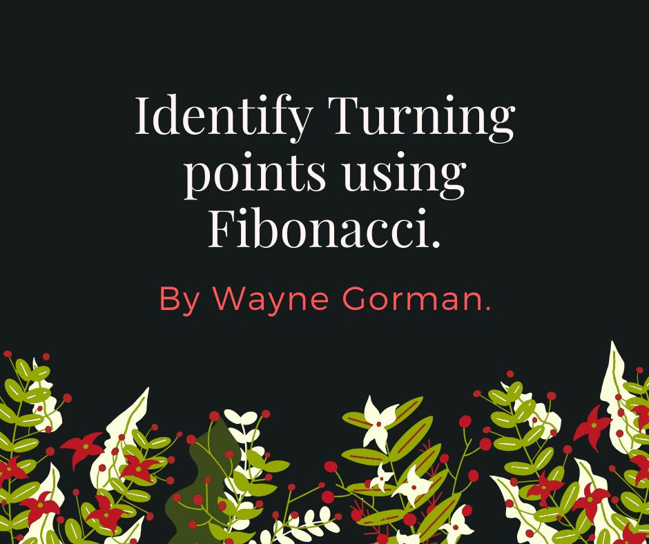 Identify Turning points using Fibonacci